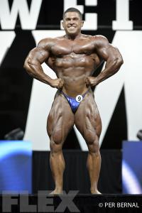 Derek Lunsford - 212 Bodybuilding - 2017 Olympia