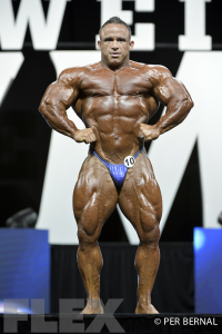Jose Raymond - 212 Bodybuilding - 2017 Olympia