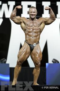 Ronny Rockel - 212 Bodybuilding - 2017 Olympia