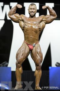 Milan Sadek - 212 Bodybuilding - 2017 Olympia