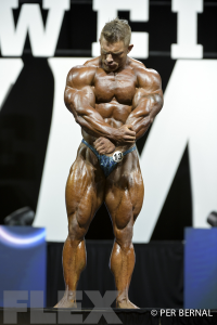 "James ""Flex"" Lewis - 212 Bodybuilding - 2017 Olympia"