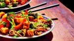 Wok This Way: Sweet and Sour Tofu Soba Stir-Fry