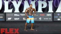 2017 Men's Physique Olympia 2nd Place Finisher, Andre Ferguson