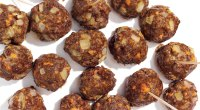 Baked Bison Meatballs