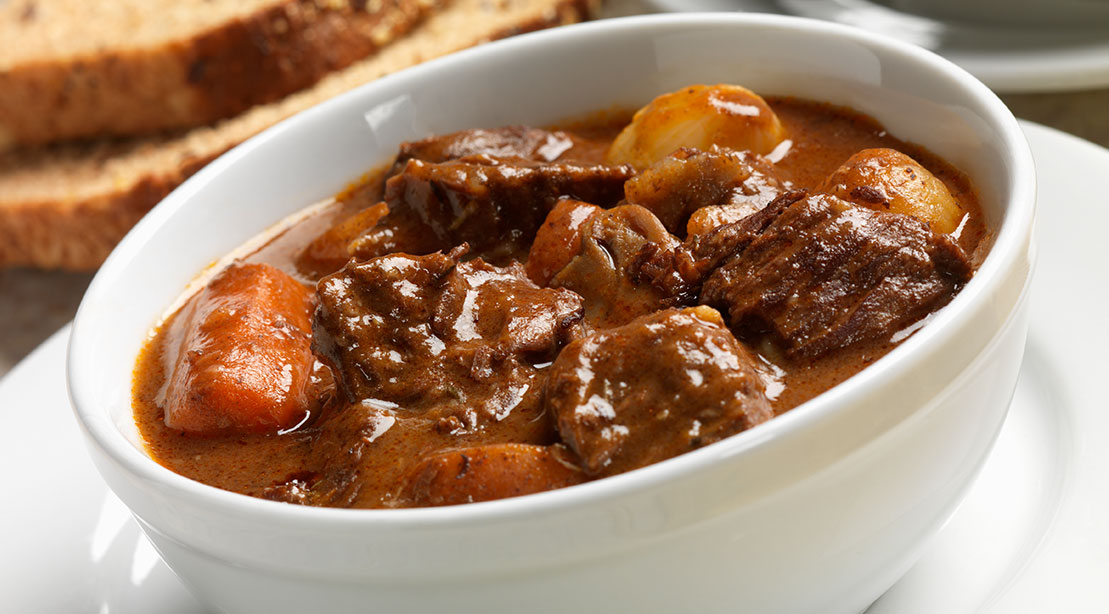 Beef with Root Vegetables
