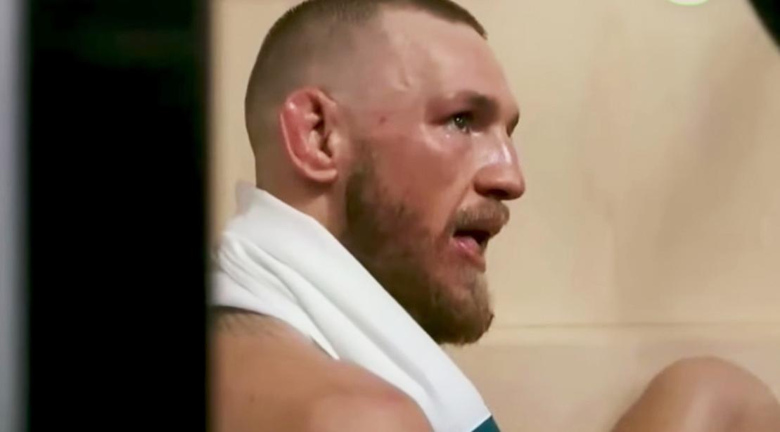 Conor McGregor apologizes to Dana White