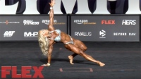 The Posing Routine of 2017 Women's Physique Olympia Champ, Juliana Malacarne