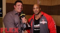 2017 Olympia Meet the Olympians: Victor Martinez