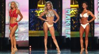 The hottest women from the Miss America 2018 bikini challenge