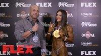 2017 Fitness Olympia Champion, Oksana Grishina