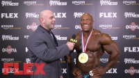 7X Mr. Olympia Champion, Phil Heath