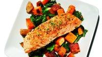 salmon and sweet potato recipe