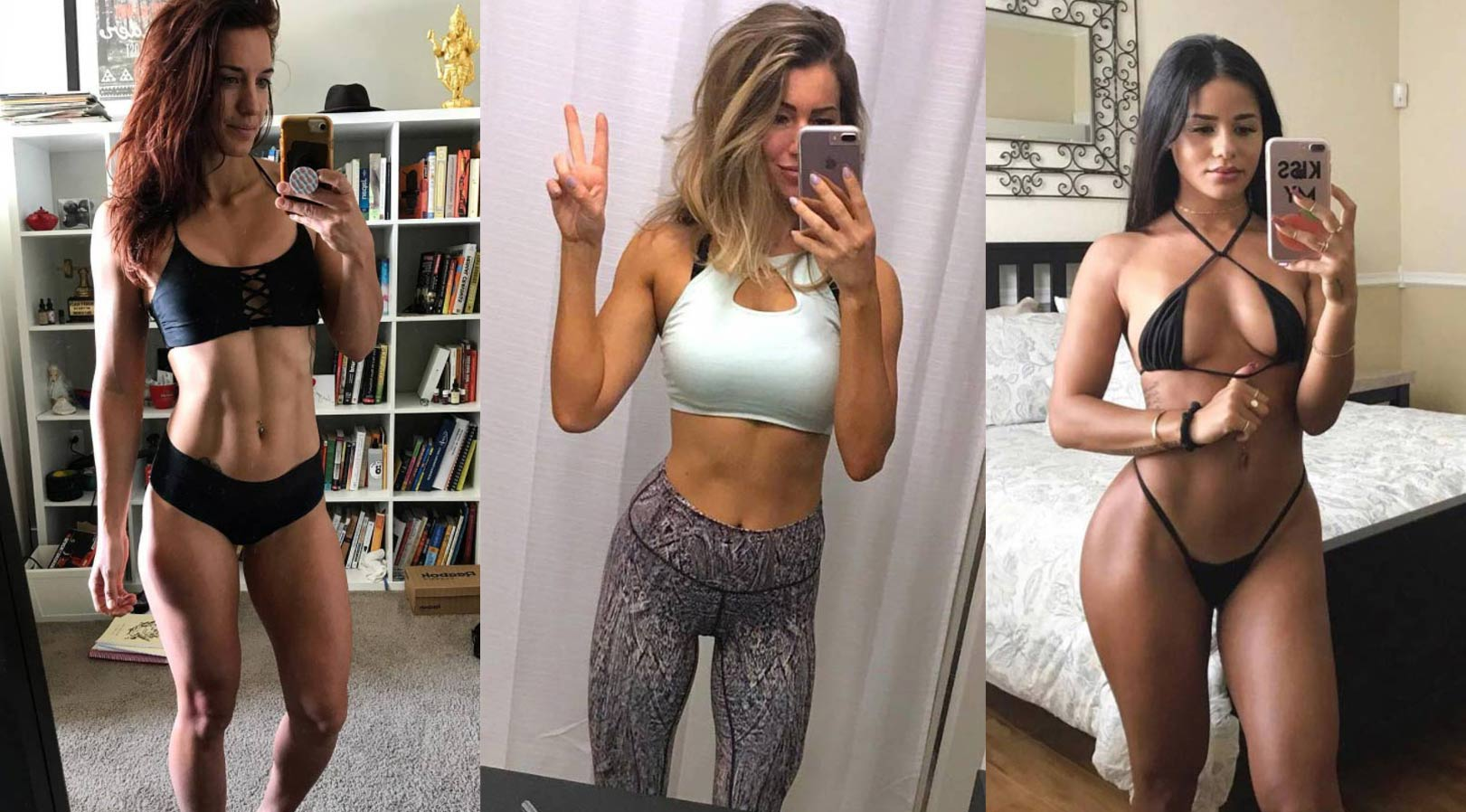 The 20 Hottest Female Trainers on