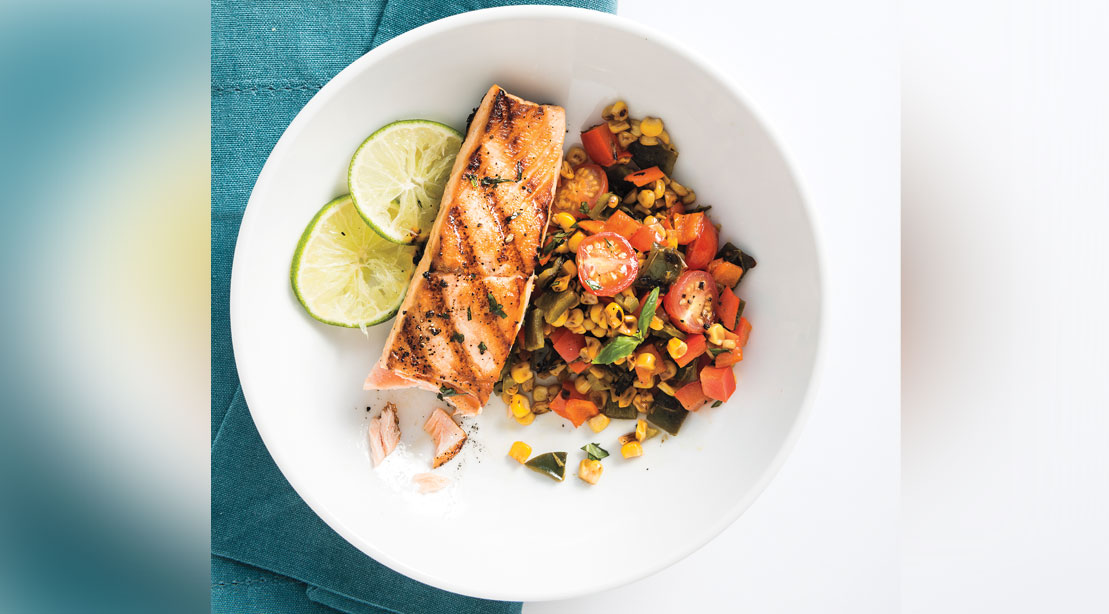 20 Minute Clean & Lean Meals