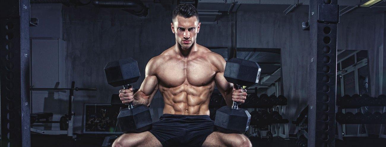 Lean, Muscular Man