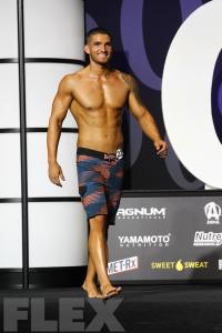 Morgan Ceja - 2017 FLEX Men's Model Search