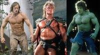 Three Halloween Costume Ideas for Halloween Night: Tarzan, He-Man,The Hulk