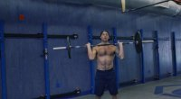 Ian Berger Exercise with Barbell
