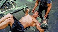 Nick Ferroni dumbbell fly exercise