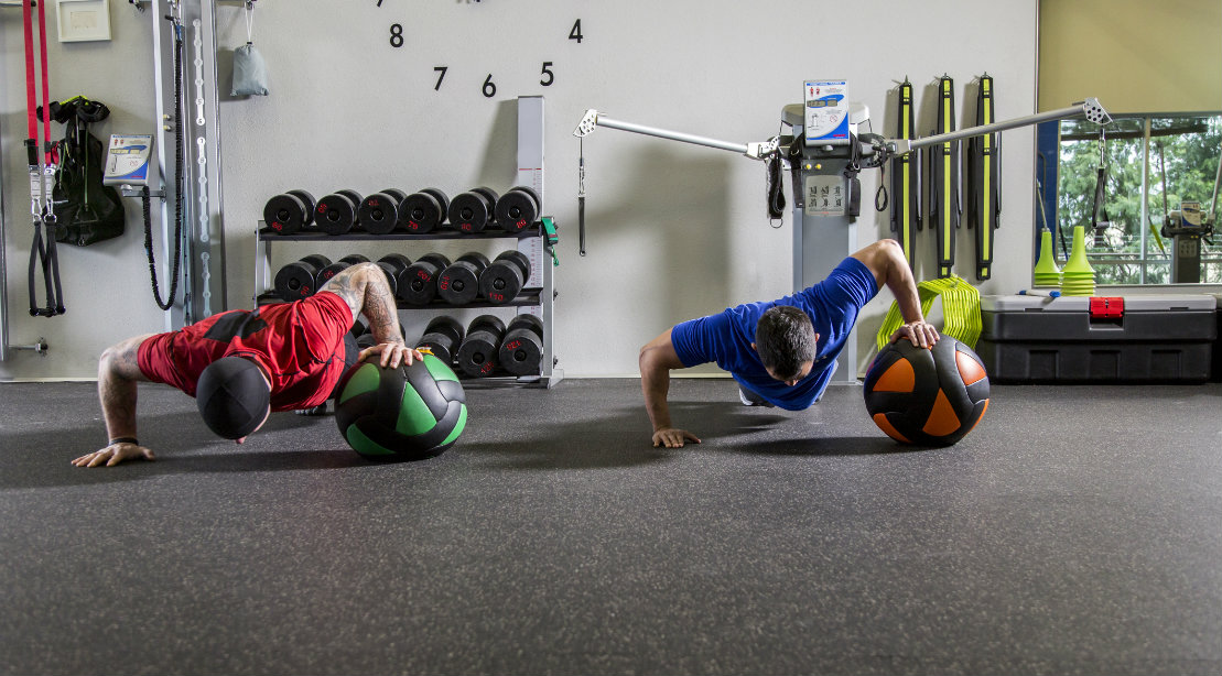 The Best Bodyweight Exercises to Train Your Chest