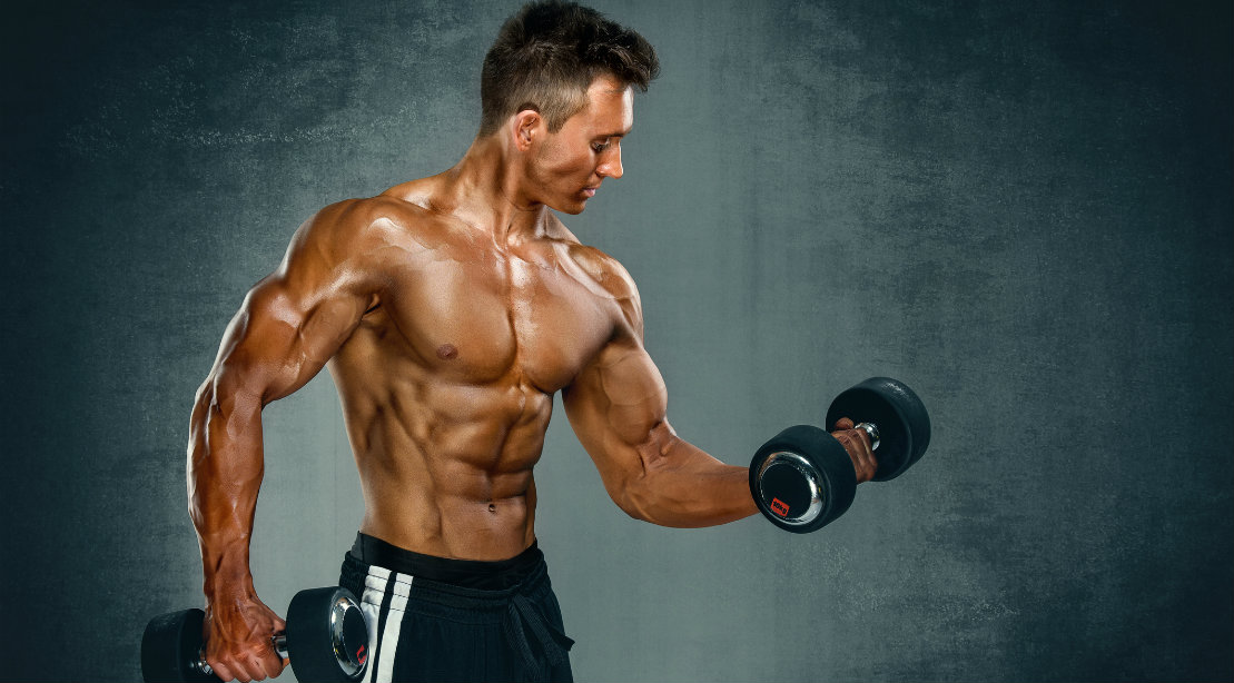 How To Get Bigger Arms With 7 Strategies Muscle Fitness