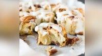 Almond Flour Cinnamon Rolls