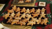 Healthyish Gingerbread Men Cookies