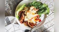 Philly Cheesesteak Lettuce Bundles