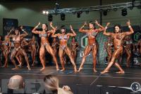 Women's Physique Comparisons - 2017 IFBB Ferrigno Legacy Pro