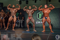Bodybuilding Comparisons - 2017 IFBB Ferrigno Legacy Pro