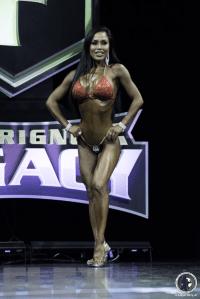 Lisa Asuncion - Bikini - 2017 IFBB Ferrigno Legacy Pro
