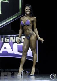 Cindy King - Bikini - 2017 IFBB Ferrigno Legacy Pro