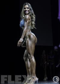 Elisa Pecini - Bikini - 2017 IFBB Ferrigno Legacy Pro