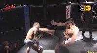 MMA fight Samuel Ilnicki and England's Solomon Rogers