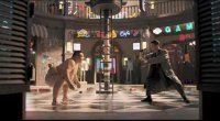Fight scene from Gong Zhou Dao'