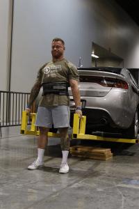 Strongman Part 2 - 2017 AFX: Alaska Fitness Expo