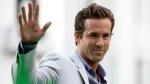 Ryan Reynolds at 'Green Lantern' movie event