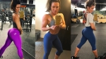 9 Times Gym Crush Amanda Latona Was the Undisputed 'Booty Queen'