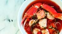 Alaskan Seafood Cioppino