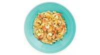 Spicy Citrus Shrimp with Quinoa