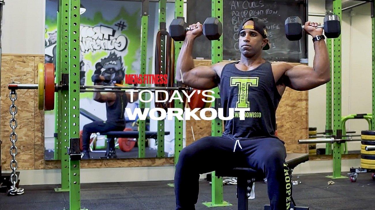 The Upper-Body Pump Challenge: Day 4