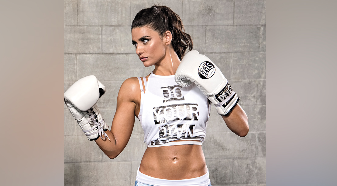 Bianca Van Damme Shows Off Her Boxing Skills on Instagram | Muscle & Fitness