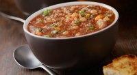 Slow Cooker Bison Vegetable Stew