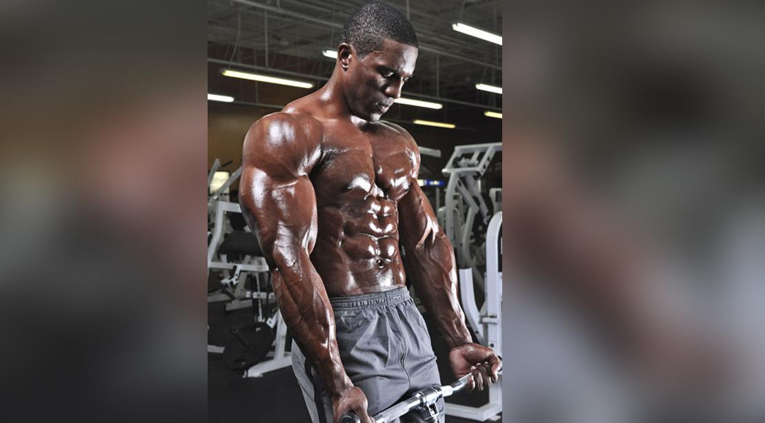 Get Big & Shredded Like a Pro Bodybuilder 2
