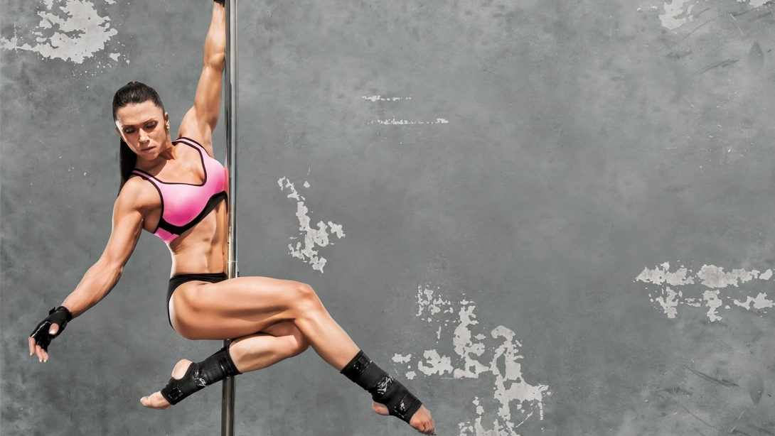 The Ultimate Total-body Pole Workout to Get Leaner and Stronger