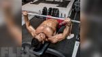 Jeremy Potvin Doing the Ultimate Champion Chest Workout