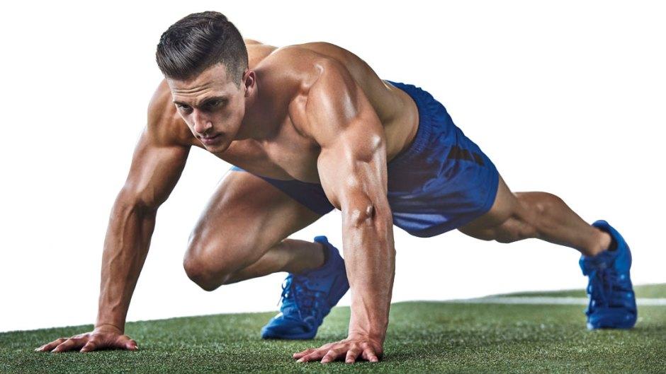 CrossFit Bear crawl کراس فیت بر کرال چیست ؟
