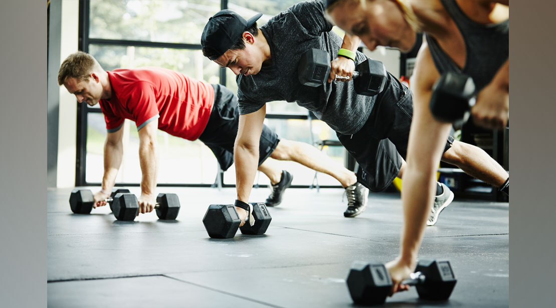 Dumbell Workout