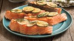 Lime Dill Salmon