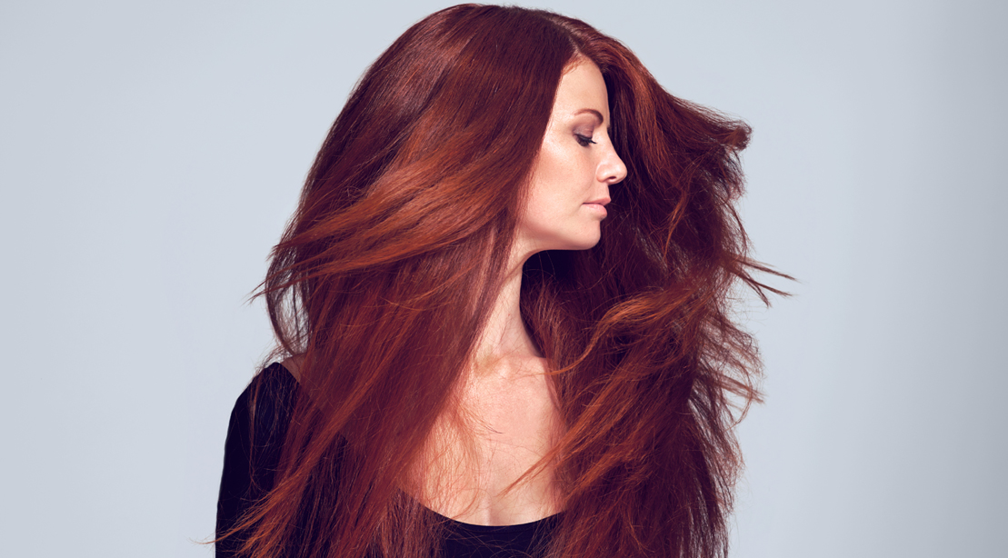 Long, Red Hair
